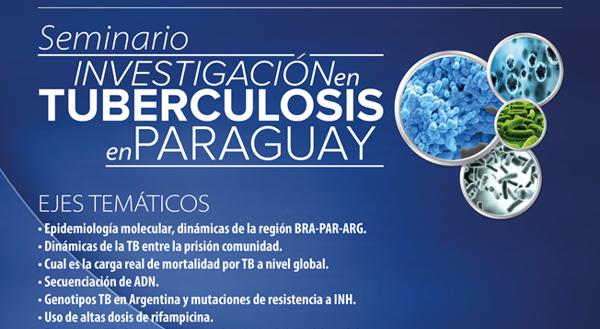 Seminario Investigación en Tuberculosis en Paraguay