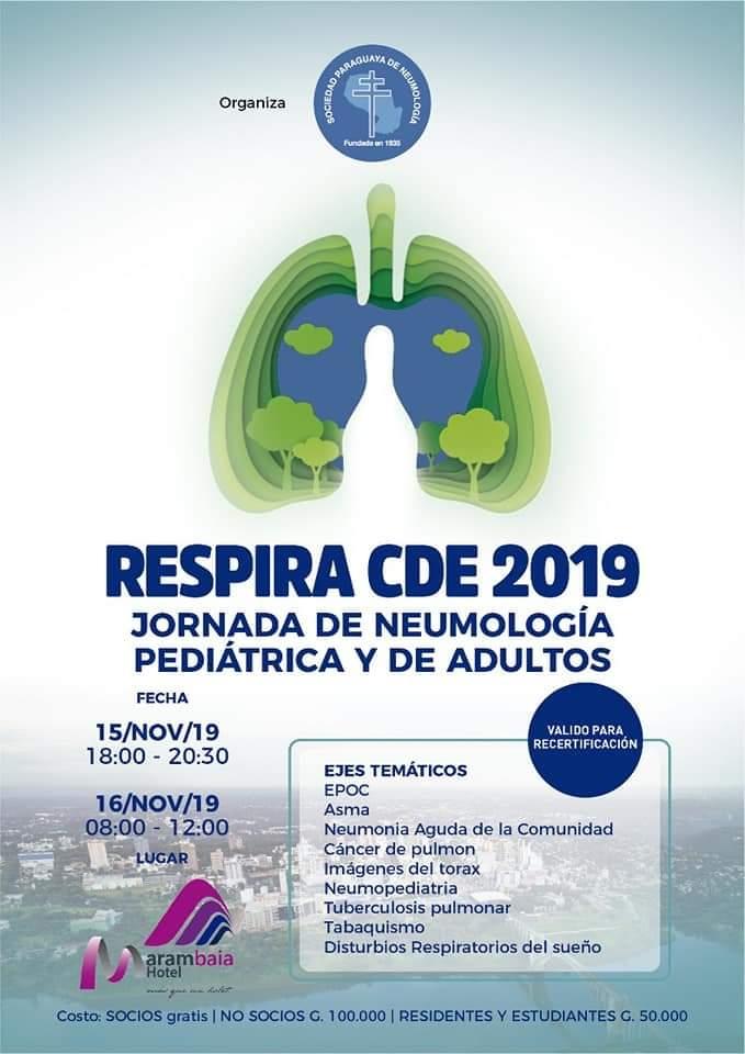 Respira CDE 2019